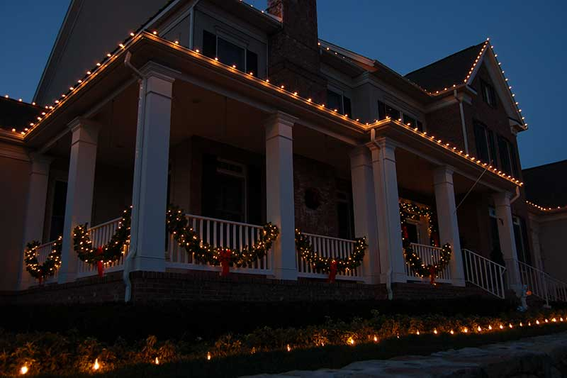 Del Vacchio Residential Christmas Decor