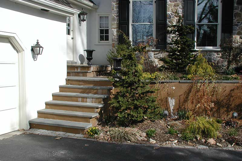 Stone & Specialty Work By Del Vacchio