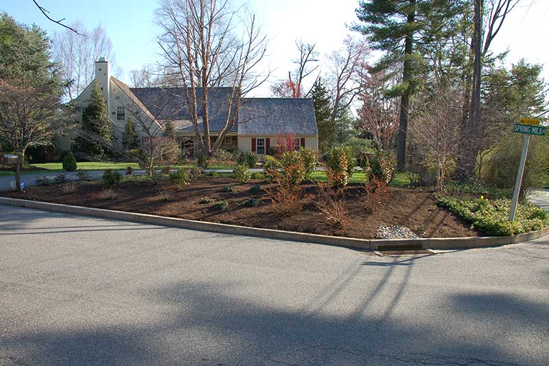 Landscape Renovations By Del Vacchio