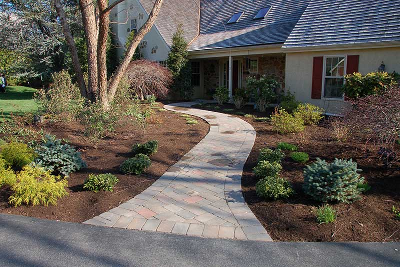 Patio & Walkway Design & Installation By Del Vacchio