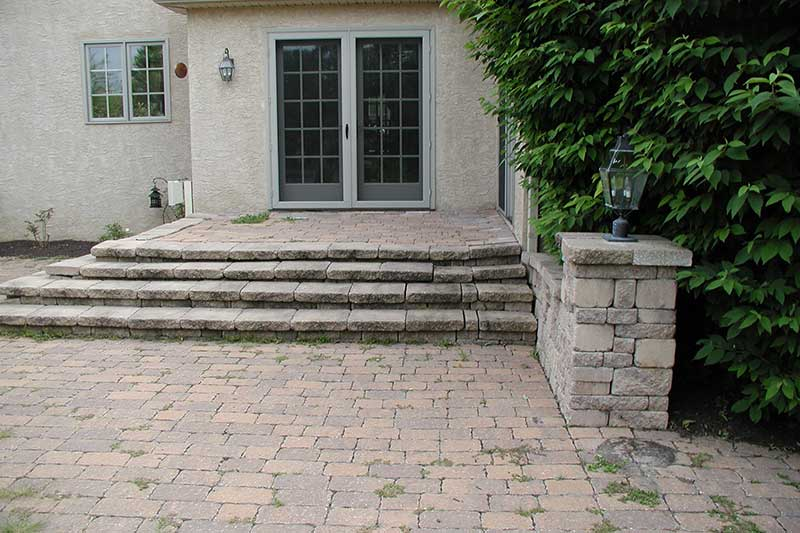 Hardscape Repairs By Del Vacchio