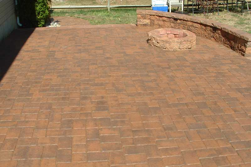 Paver Cleaning & Sealing By Del Vacchio
