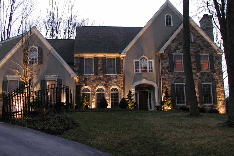 West chester pa outdoor lighting design installation maintenance outdoor lighting aloadofball Images