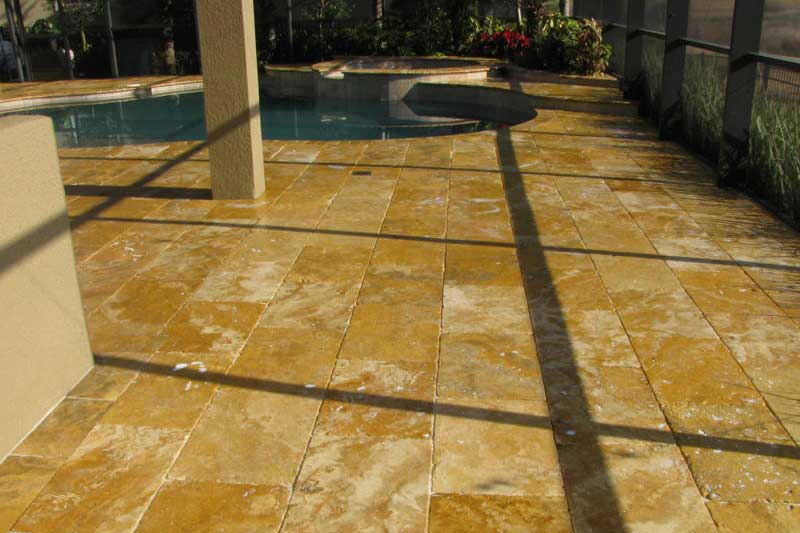 Natural Stone Cleaning By Del Vacchio