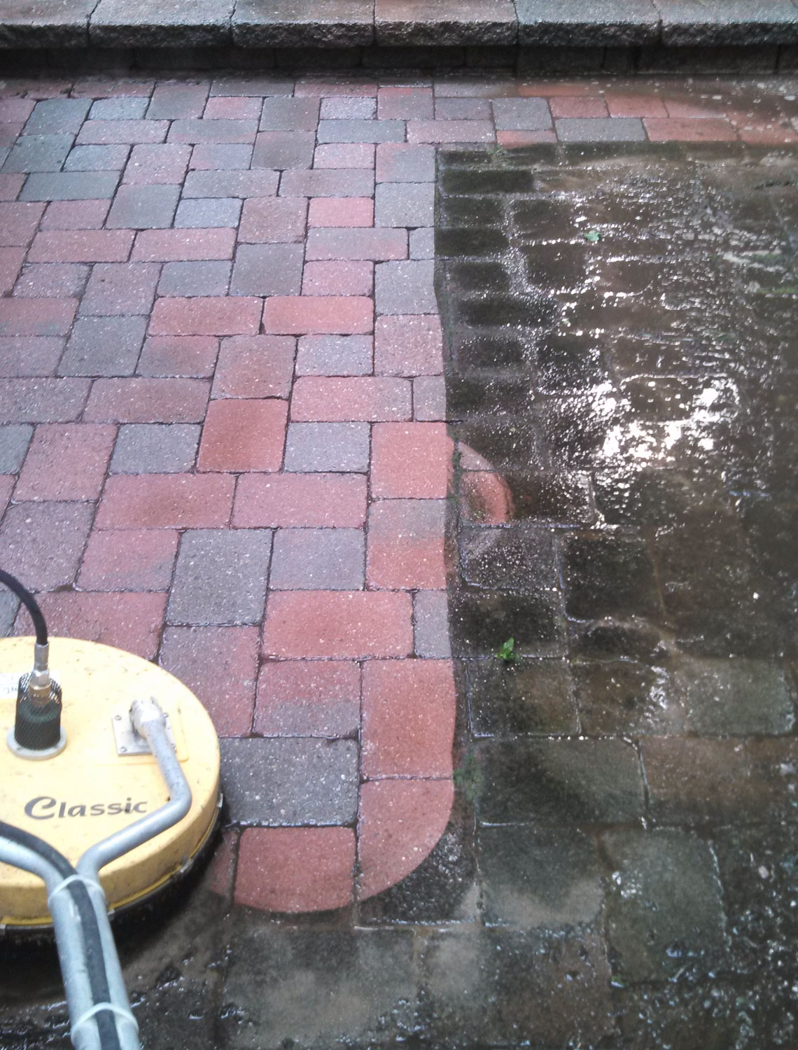 Patio & Walkway Cleaning In Pennsyvania